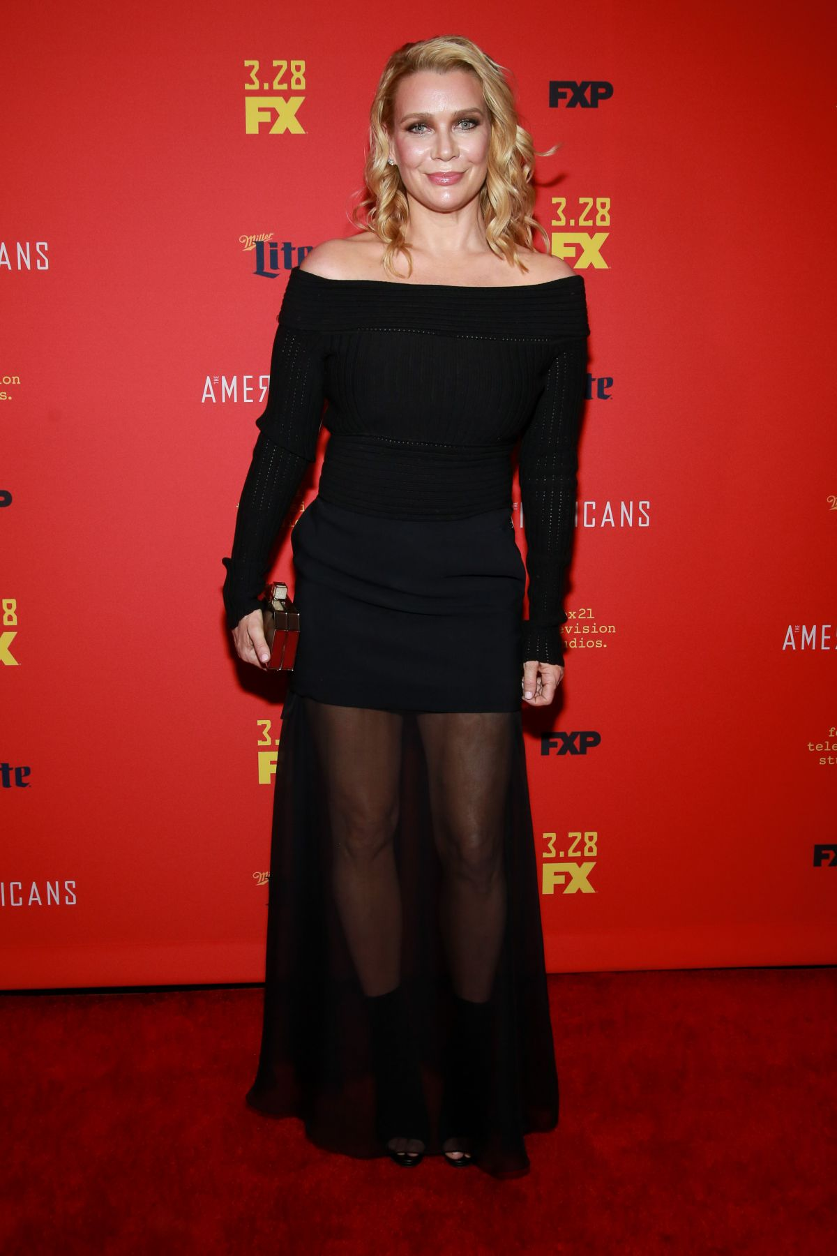 Laurie holden at the americans premiere in new york 03162018 laurie holden at the americans premiere in new york 03162018 publicscrutiny Gallery