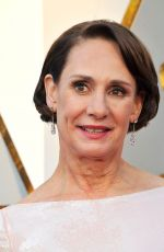 LAURIE METCALF at 90th Annual Academy Awards in Hollywood 03/04/2018