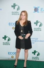 LEA THOMPSON at Global Green Pre-Oscars Party in Los Angeles 02/28/2018