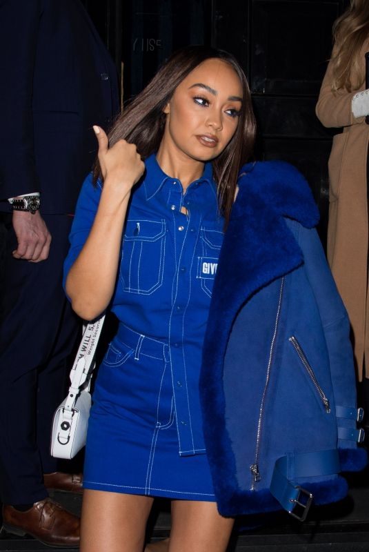 LEIGH-ANNE PINNOCK at Wonderland Magazine's Spring 2018 Issue Launch in London 03/15/2018