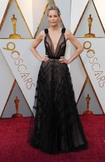 LESLIE BIBB at 90th Annual Academy Awards in Hollywood 03/04/2018