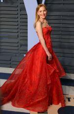 LESLIE MANN at 2018 Vanity Fair Oscar Party in Beverly Hills 03/04/2018