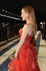 LESLIE MANN at 2018 Vanity Fair Oscar Party in Beverly Hills 03/04/2018