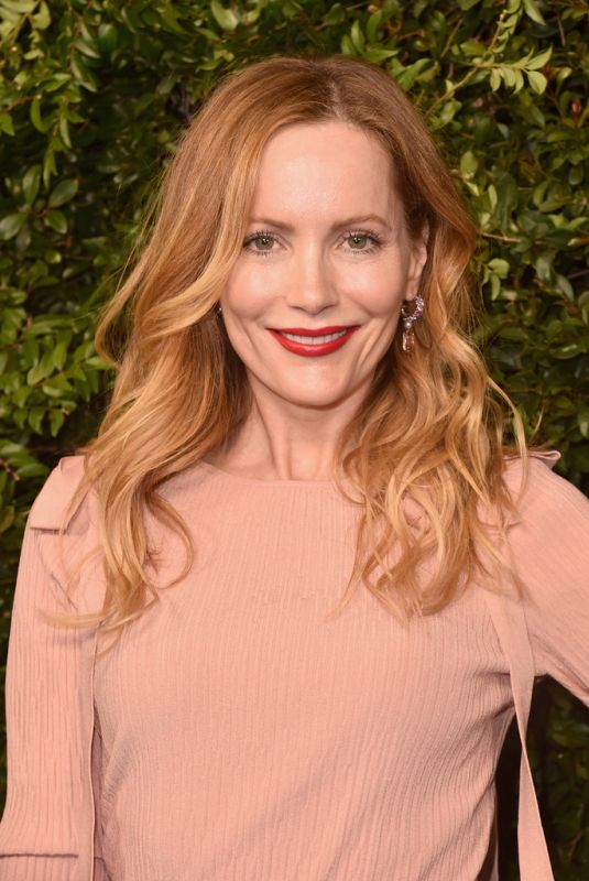 LESLIE MANN at Charles Finch and Chanel Pre-oscar Dinner in Los Angeles 03/03/2018