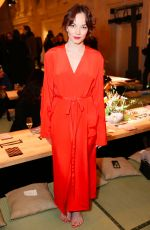 LEVI HEATON at H&M Show at Paris Fashion Week 02/28/2018