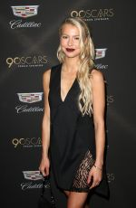 LEXI ATKINS at Cadillac Oscar Celebration in Los Angeles 03/01/2018