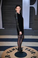 LIBERTY ROSS at 2018 Vanity Fair Oscar Party in Beverly Hills 03/04/2018