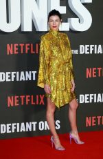 LIBERTY ROSS at The Defiant Ones Premiere in London 03/15/2018