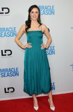 LILLIAN DOUCHET-ROCHE at The Miracle Season Special Screening in Beverly HIlls 03/27/2018