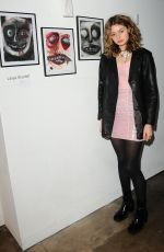 LILLIYA SCARLETT at Other People's Children Store Opening in Los Angeles 03/08/2018