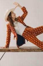 LILY ALDRIDGE for Porter Edit Magazine, March 2018