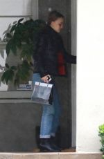 LILY-ROSE DEPP at Acupuncture Clinice in Los Angeles 03/22/2018