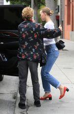 LILY-ROSE DEPP Out and About in Beverly Hills 03/20/2018