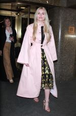 LINDSEY VONN Arrives at New York Live 03/20/2018