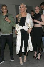 LINDSEY VONN Leaves Delilah in West Hollywood 03/01/2018