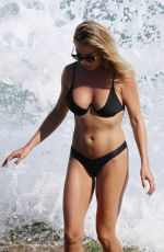 LISA CLARK in Bikini at Tamarama Beach 03/12/2018