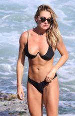 LISA CLARK in Bikini at Tamarama Beach 03/12/2018