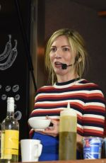 LISA FAULKNER at Ideal Home Show 2018 in London 03/17/2018