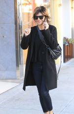 LISA RINNA Out Shopping on Rodeo Drive in Beverly Hills 03/23/2018