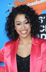 LIZA KOSHY at 2018 Kids' Choice Awards in Inglewood 03/24/2018