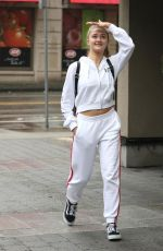 LIZZY GREENE Out and  About in Vancouver 03/18/2018