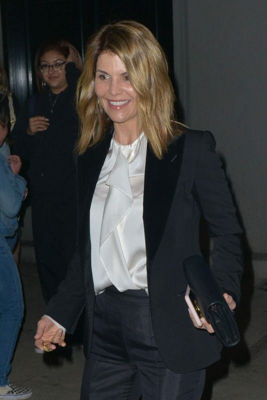 LORI LOUGHLIN at Craig