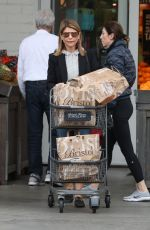 LORI LOUGHLIN Out Shopping in Beverly Hills 03/20/2018