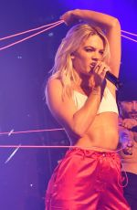 LOUISA JOHNSON Launches Her New Single Yes at G-A-Y Nightclub in London 03/24/2018