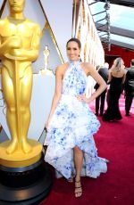 LOUISE ROE at 90th Annual Academy Awards in Hollywood 03/04/2018