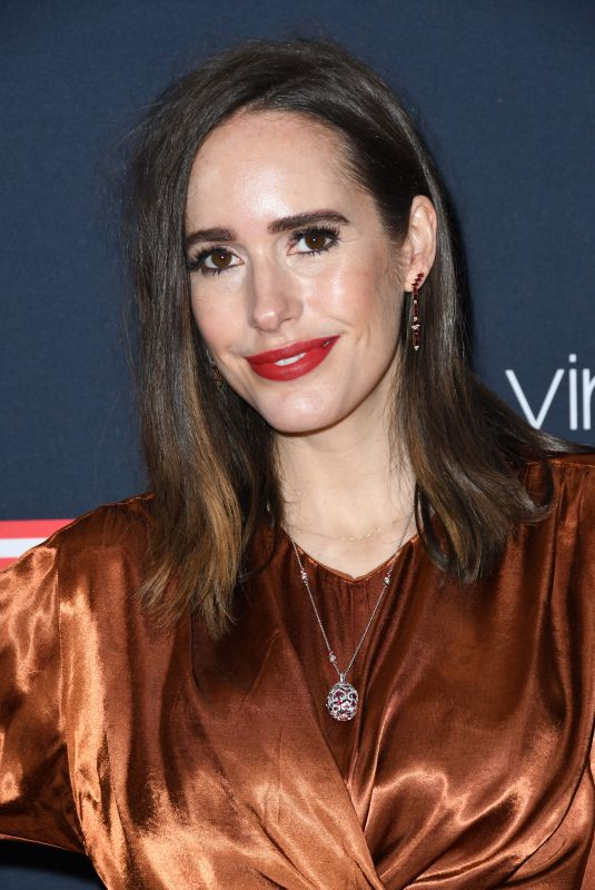 LOUISE ROE at Film is Great Reception to Honor British Nominee in Los Angeles 03/02/2018