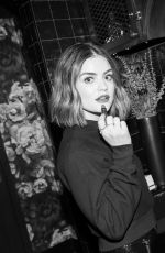 LUCY HALE for Coveteur Magazine, 2018