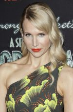 LUCY PUNCH at A Series of Unfortunate Events Premiere in New York 03/29/2018