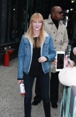 LUCY ROSE Arrives at AOL Build Series in New York 03/28/2018
