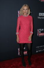 LUCY WALKER at Film is Great Reception to Honor British Nominee in Los Angeles 03/02/2018