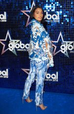 MABEL at Global Awards 2018 in London 03/01/2018
