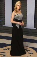 MACKENZIE MAUZY at 2018 Vanity Fair Oscar Party in Beverly Hills 03/04/2018