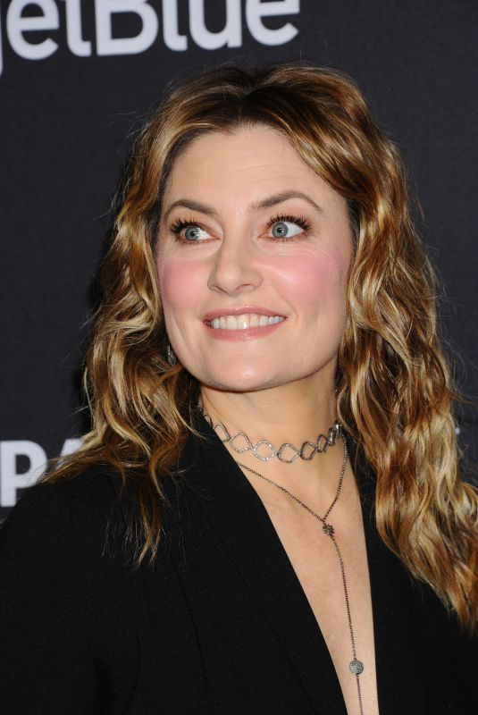 MADCHEN AMICK at Riverdale Panel at Paleyfest in Los Angeles 03/25/2018