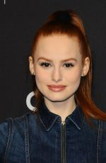MADELAINE PETSCH at Riverdale Panel at Paleyfest in Los Angeles 03/25/2018