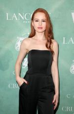 MADELAINE PETSCH at Women in Film Pre-oscar Cocktail Party in Los Angeles 03/02/2018