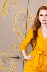 MADELAINE PETSCH for Coveteur, 2018