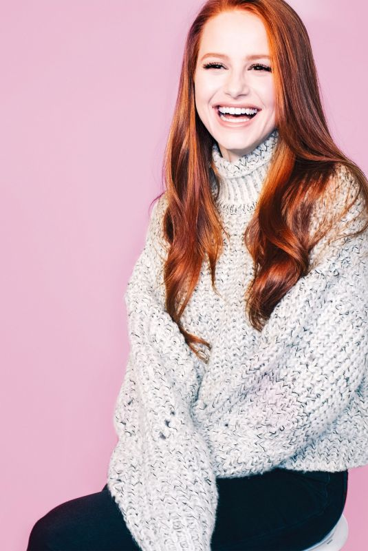 MADELAINE PETSCH for Elle Magazine, 2018