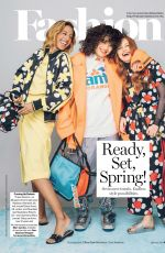 MADELEINE PETSCH for Glamour Magazine, March 2018