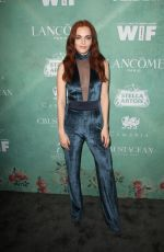 MADELINE BREWER at Women in Film Pre-oscar Cocktail Party in Los Angeles 03/02/2018
