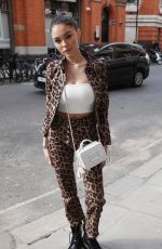 MADISON BEER Arrives at Trending Live TV Show in London 03/26/2018