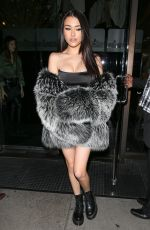 MADISON BEER at Her Birthday Dinner at Mr Chow Restaurant in Beverly Hills 05/05/2018