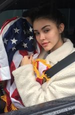 MADISON BEER Drive Out in West Hollywood 03/02/2018