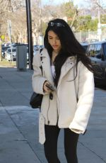 MADISON BEER Out and About in West Hollywood 03/04/2018