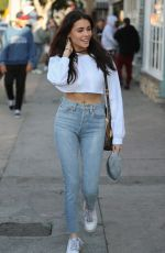MADISON BEER Out Shopping in Los Angeles 02/28/2018
