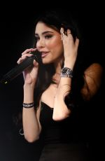 MADISON BEER Performs at Dude Club in Milan 03/11/2018
