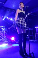 MADISON BEER Performs at Her As She Pleases Tour in Berlin 03/13/2018